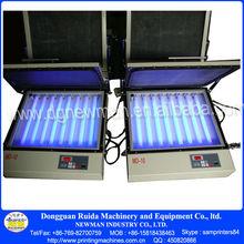 Digital vacuum exposure machine for screen printing machine for t-shirt