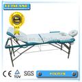 in alluminio di alta qualità riscaldamento massaggio letto