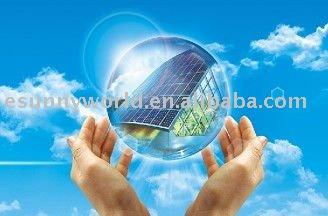 와트 당 가격은 태양 전지 패널. ISO. IEC