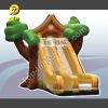 Inflatable Tree Slide/Inflatable House Slide