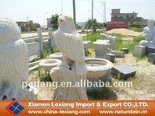 eagle stone statues