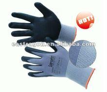 13G Nylon Nitrile Coated Working Gloves