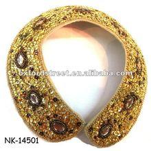 neck collar,collar necklace,neck tie NK-14501