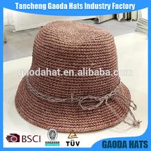 2014 Ladies fashion design high quality lady hat