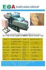 Coir Fiber Decorticating Machine CE/Patented Rotor