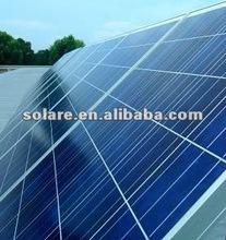 High watt power solar panel 385W for solar power system