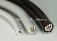 PVC Insulated Power Cable with PVC Jacket