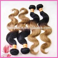 new arrivals T1B/27# brazilian virgin hair, top quality 7a unprocessed virgin brazilian human hair extensions