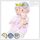 Custom high quality new design lovely real girl baby doll