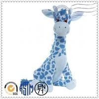 Custom High Quality Plush Toys China supplier giraffe plush