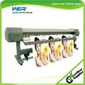 M 3.2 eco impresora de vinilo con un pc epsondx5 cabezal de impresión para el vehículo wrap, comercial del cartel, etc.
