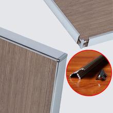 2012 new design Aluminium frame T profile for cabinet (SL5030)