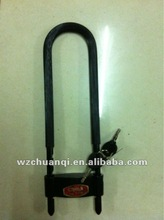 bicycle locks and front fork locks