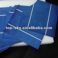 3/4 Polysilicon broken solar cells for solar panels