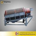 Río de arena lavadora trommel pantalla de la máquina/oro equipos de minería