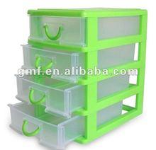 plastic drawers system