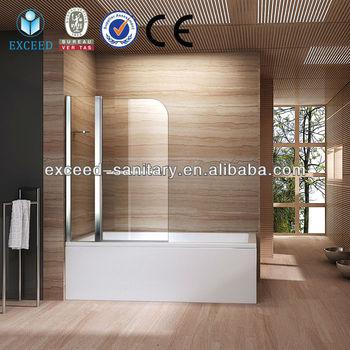 Luxury cheap glass shower enclosure
