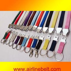 Custom airline lanyards no minimum order