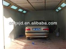 economical car surface polish clean room