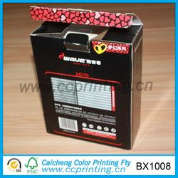 microphone packaging box