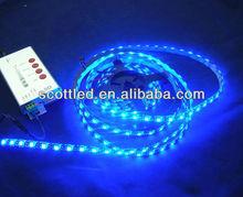 Scott Led 60 pixel/m ws2812b ws2811 built-in 5050 ic rgb led magic strip light
