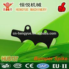 Spike parachoques sierra de cadena de piezas de repuesto/motosierra/sierra cadena de piezas de repuesto