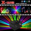 5w rgb laser/outdoor christmas laser lights/pub laser light projector