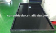 Black frame 260W 30v Bosch cell mono solar panel pv module