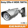 TOP 10 CCTV Camera Factory China, GENRUI 700TVL WDR Effio-V SONY CCTV Camera