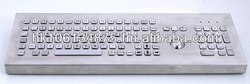 Desktop keyboard,Kiosk metal keyboard,Industrial keyboard