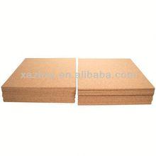 Qbcst01, naturale agglomerato di sughero foglio di spessore per bollettinobordo