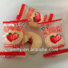 fruit jam filled marshmallow candy