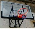 De basquete de parede Hoop tamanho