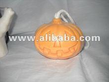 Process soap pumpkin soap