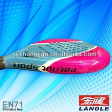 High quality beach rackets tennis or badminton rackets racket/thumb machine screw