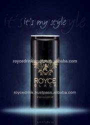 Royce Black Energy Drink 250 ml