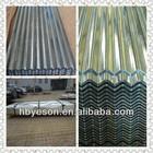 EG Stee protection walll sheet/HDG Metal wall Panel/steel wall panels
