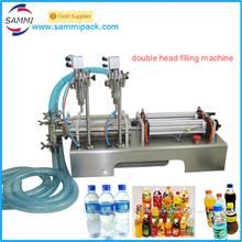 GFA-W-2Y Double nozzles fruit juice ,pure water,oil,soymilk ,e-cigarettes,liquid filling machine