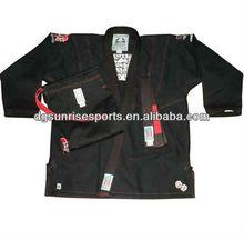 Black Custom Jiu-Jitsu Gi Uniforms/BJJ Gi Kimonos