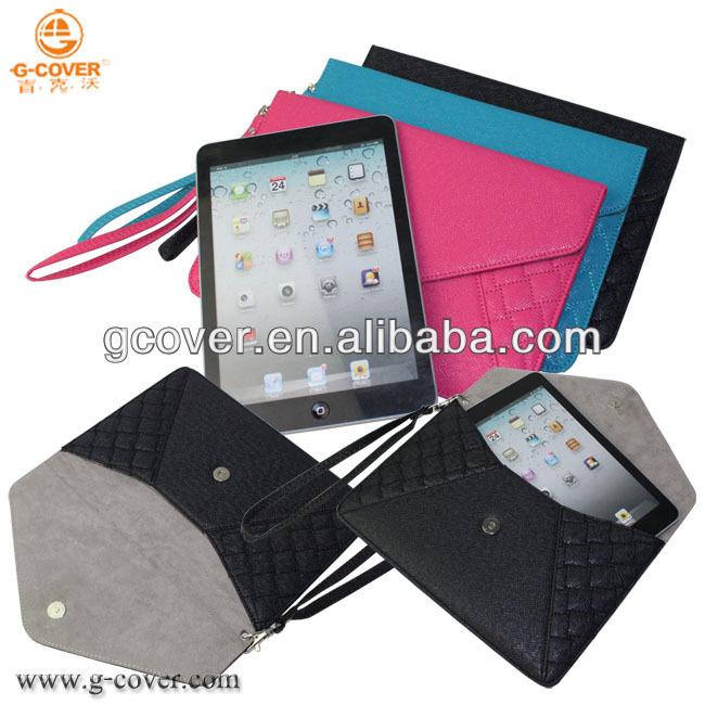 العلامة التجارية الجديدة الشبكية البسيطة باد للحصول على حقيبة جلدية، for باد حالة مصغرة الشبكية