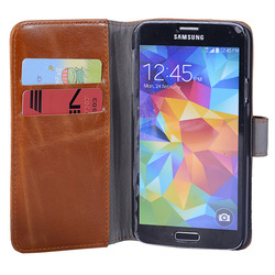 tablet case/mobile case/leather case for Samsung S5