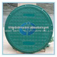 SMC Telecom Electrical Manhole Cover/Fiberglass Reinforced Plastic Manhole Cover