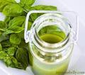 olio al basilico