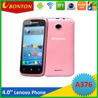Lenovo 4'' phone A376 cheap price mobile phone