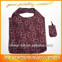 (BLF-NB126)cheap nylon foldable shopping bags