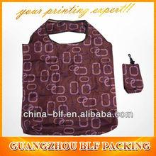 cheap nylon foldable shopping bags(BLF-NB126)