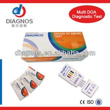 Sale! Multi drug of abuse DOA test Panel/ medical drug abuse rapid test kit