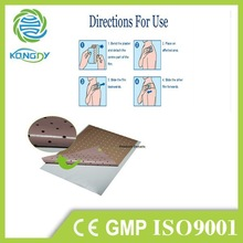 wholesale price Henan Kangdi Medical Device Co.,LTD self instant pain relief patch