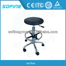 Lab Stool Chair Adjustable Laboratory Stool With Wheels