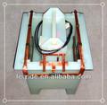 Suspensão de revestimento pp groove, banho de galvanização, máquina de galvanização